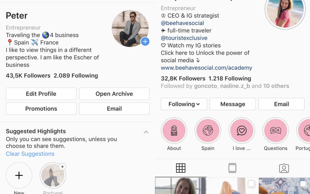 Is this Instagram's new look?